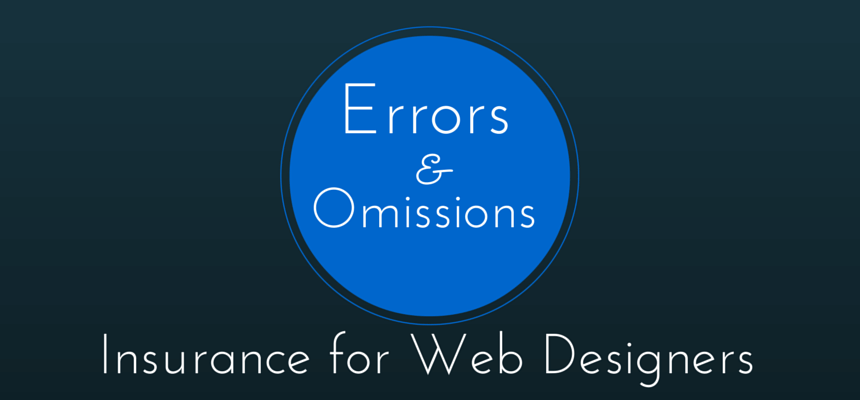 Professional Liability Insurance For Web Designers