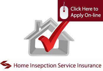 home inspectors insurance