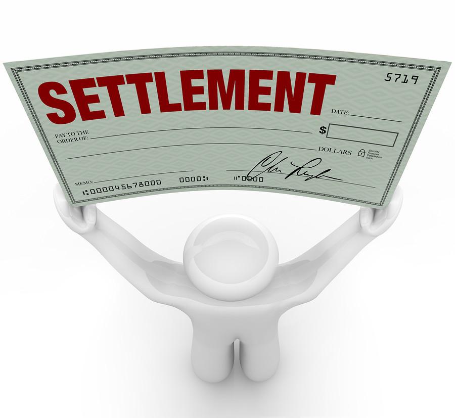settlement for pli claim