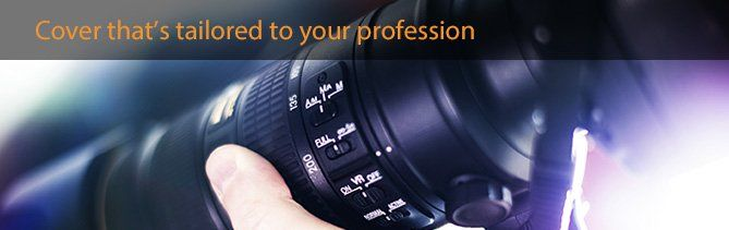 professional indemnity insurance for photographer