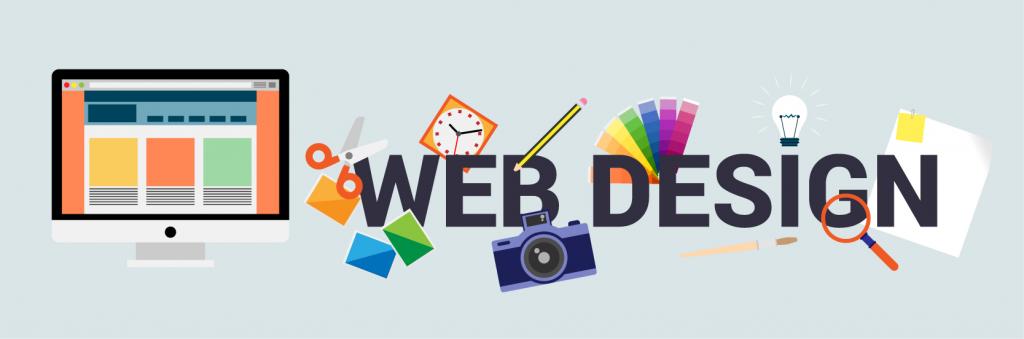 Web design for business websites