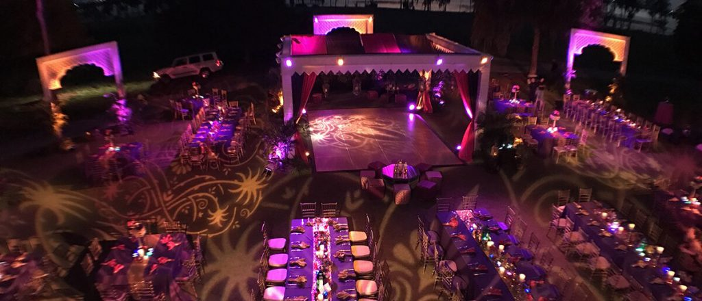 management company for events like birthday, wedding, and conference