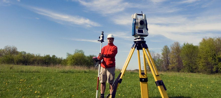 surveyors up in Ontario Canada